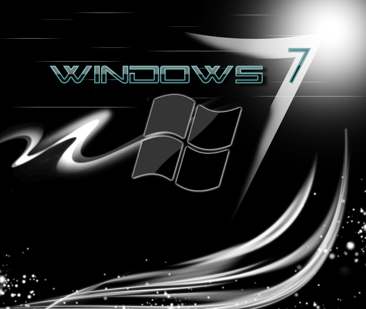 result wallpapers: wallpaper black windows 7
