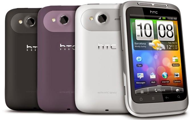 htc pocket smartphone petit