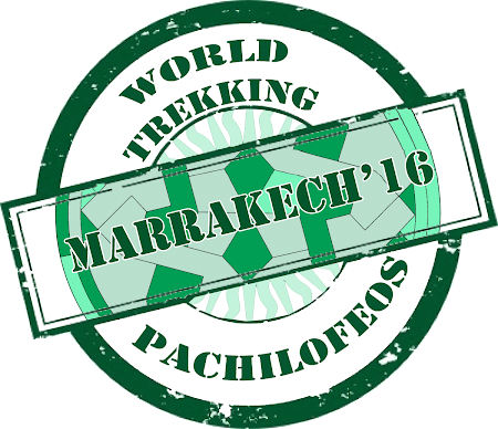 World Trekking Marrakech'16.