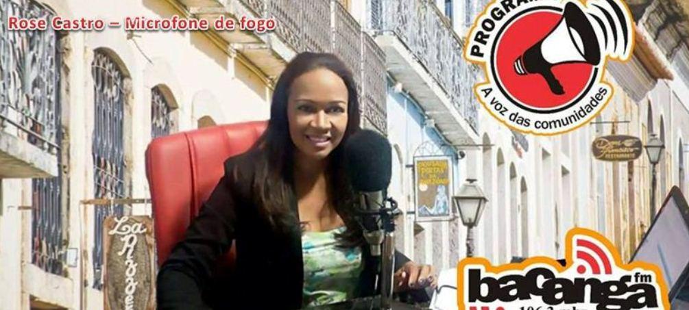Rose Castro - Microfone de fogo
