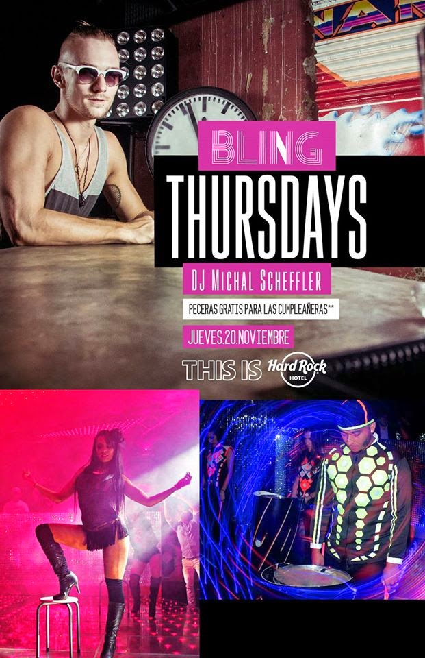 BLING - Jueves