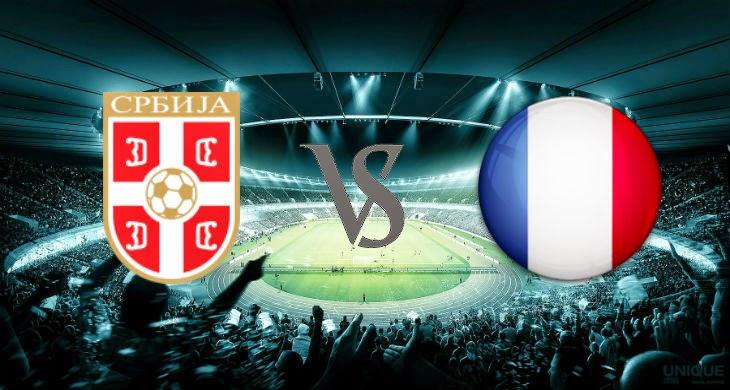 Prediksi Bola Serbia vs Prancis 8 September 2014
