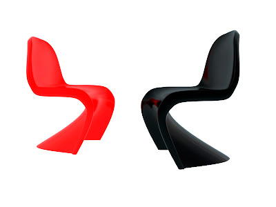 Panton Chair 3ds Max