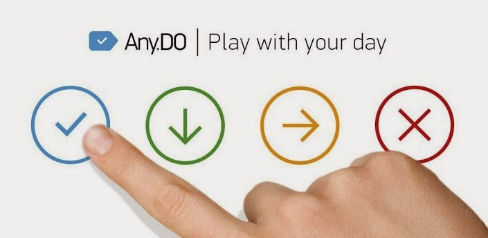Any.do - to-do list manager