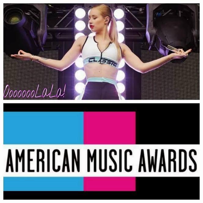 Tonight at 8 p.m.! 2014 'American Music Awards' Nominees List, Iggy Azalea Leads the Pack