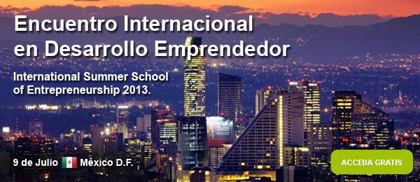 encuentro internacional para emprendedores