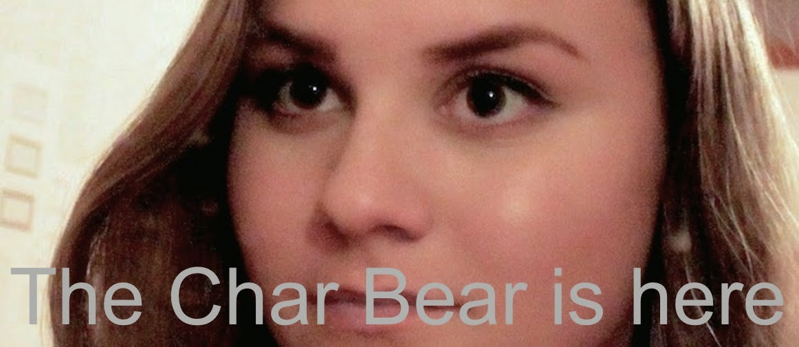 The Char bear is here