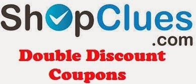 Amazing Offer: Double Discount Coupon Offer @ Shopclues