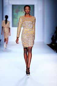 MTN Lagos Fashion and deisgn week: Jewel by lisa nigerian designer