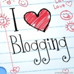 I love Blogging Award