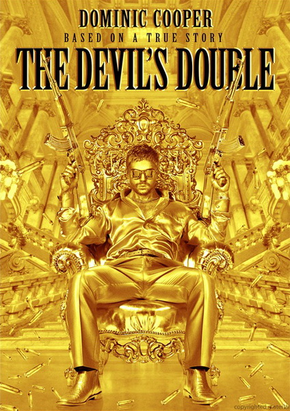 The Devils Double Movie Poster