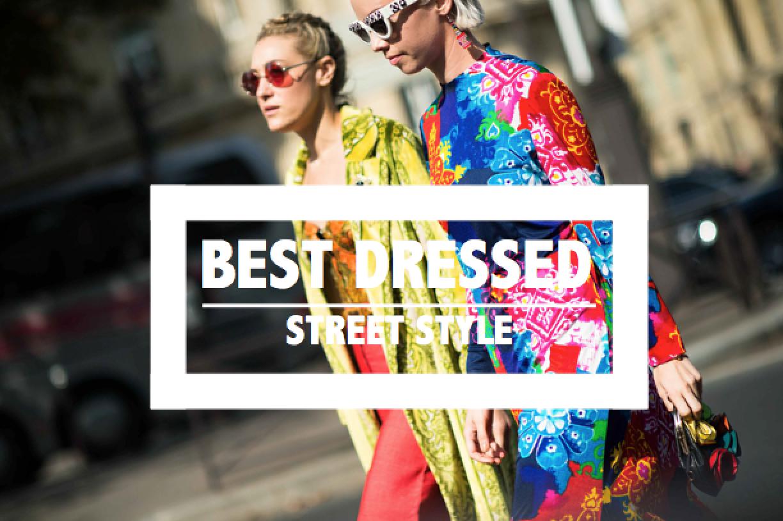 Best Dressed 2014: Street Style