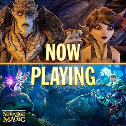 strange%2Bmagic Strange Magic Review - In Theaters Everywhere!!!