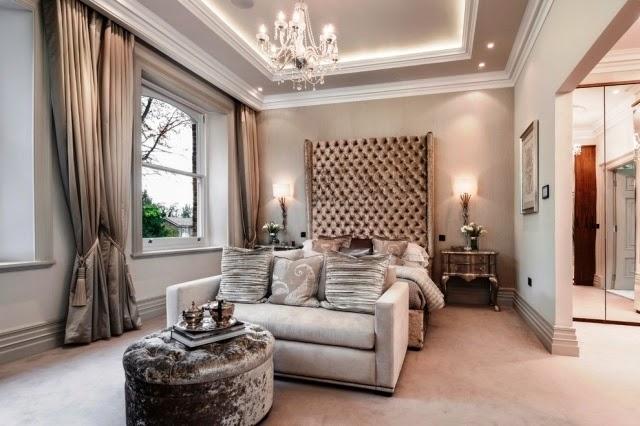 Ultra luxury bedroom ideas, furniture, lighting and decorating ideas ...