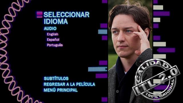 X Men Primera Clase DVD Full Español Latino