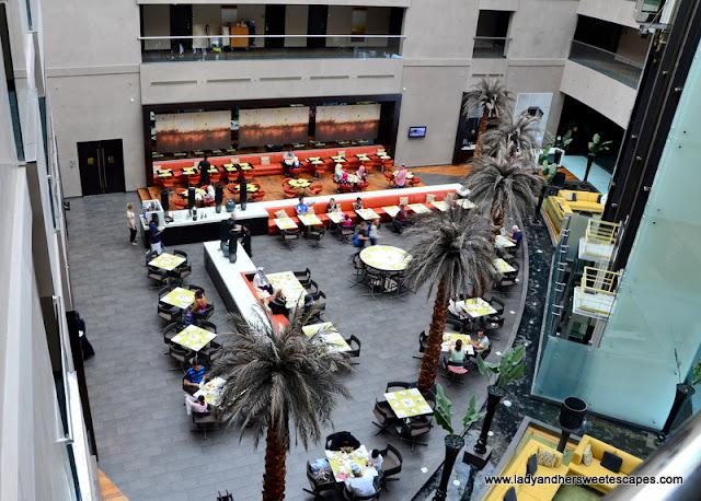 Centro Sharjah restaurant