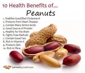 Resep Manfaat Kacang Tanah