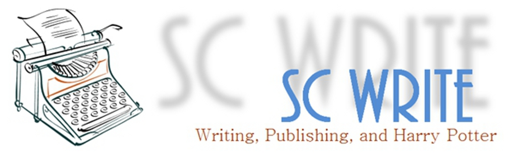 SC Write - Writing, Publishing, & Harry Potter