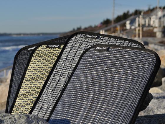 flowfold funda tablet ipad material náutico reciclado
