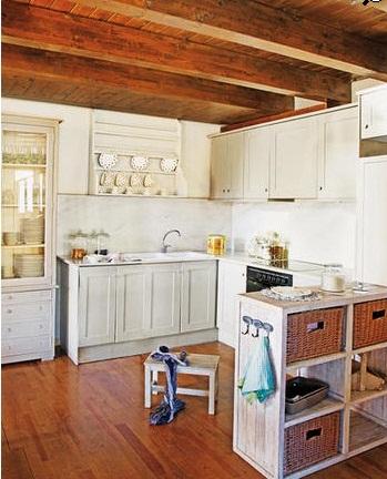 Cocina R Stica 1 Fusshionh Suelos Rusticos Para Cocinas Ciboneynet