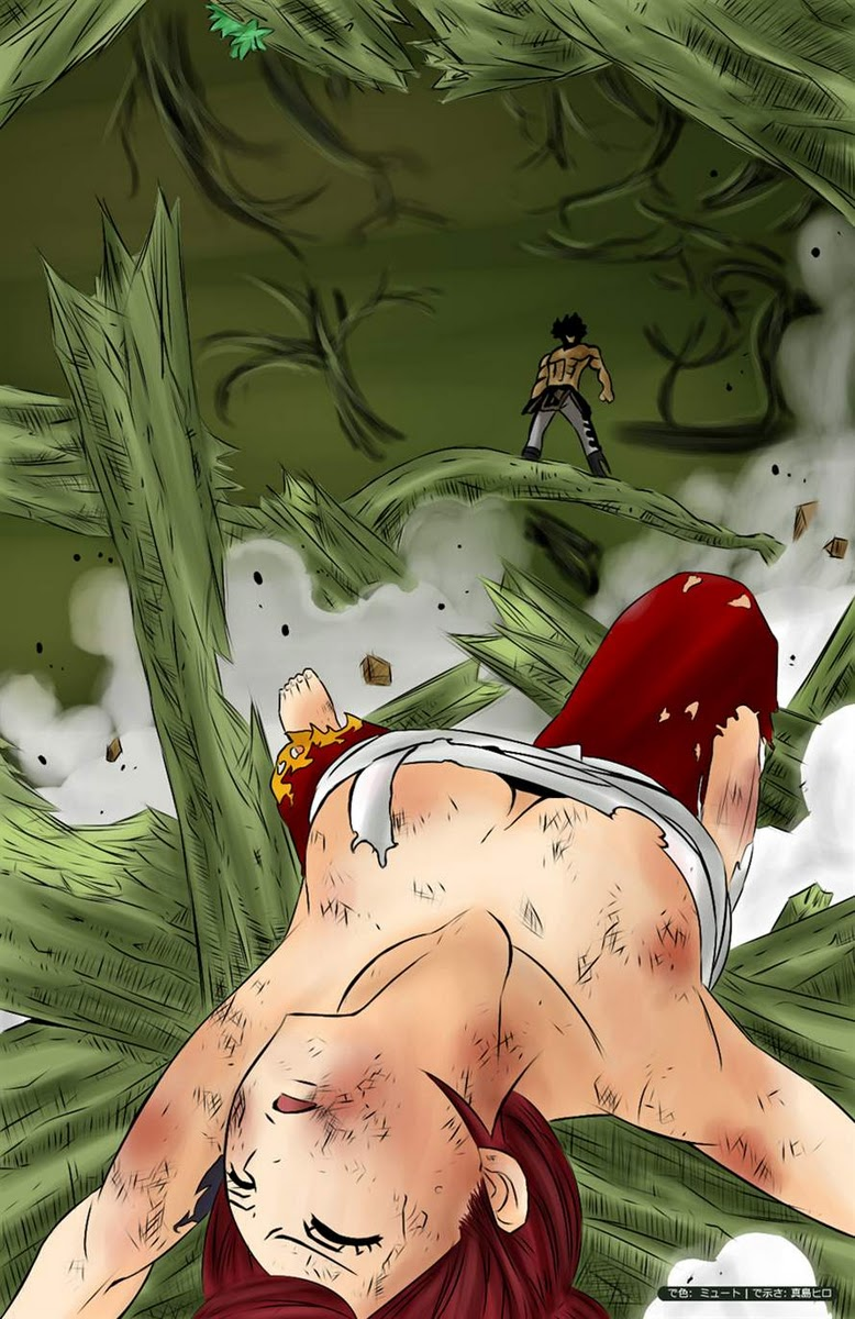 TruyenHay.Com - Ảnh 19 - Fairy Tail Chap 237