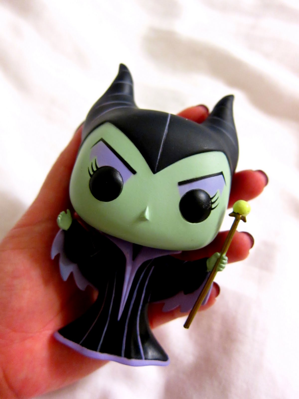 Cutetastic Disney Finds Disney Pop By Funko Maleficent