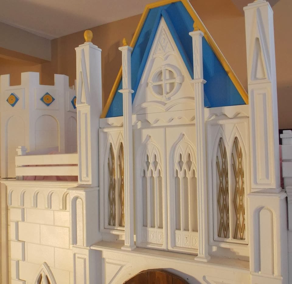 Castle Indoor Playhouse Bed Lilliput Play Homes Custom