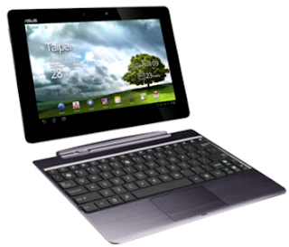 New Software Update for Asus Transformer Prime Brings Improvements on Battery Life and Performance