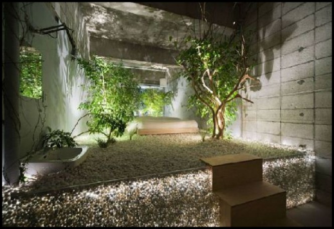 Outdoor Lighting With Interior Design , Home Interior Design Ideas , V