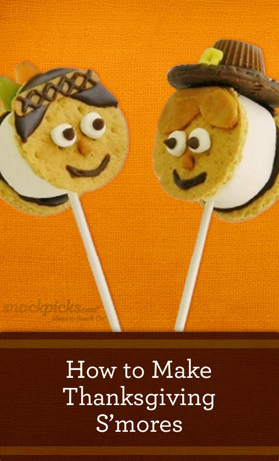 Fun Thanksgiving Food Ideas And Edible Crafts Ideas And