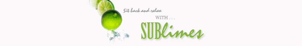 SUBlimes&#39; Blog