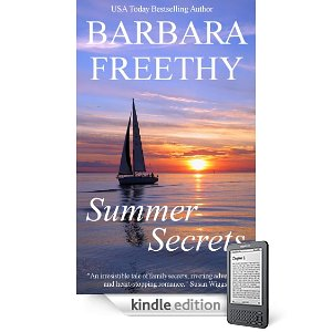 Kindle Nation Daily Free Book Alert, Monday, February 14: A Wild, Wanton Pride and Prejudice? That and 7 More Brand New Freebies on Our List Today! Plus … A triple whammy of romance, adventure, and mystery for just 99 cents in Barbara Freethy's Summer Secrets (Today's Sponsor)
