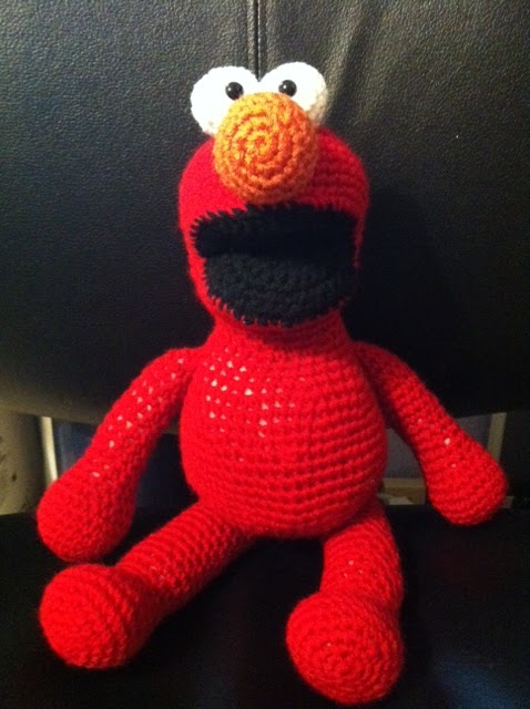 The Hook Brings You Back Elmo Tickle At Your Own Risk