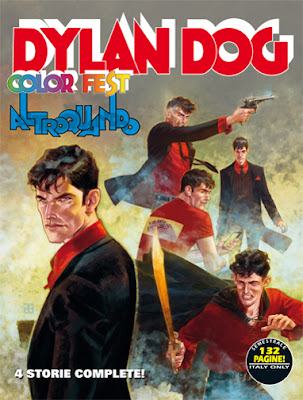 Dylan Dog Color Fest - #10 - Altroquando