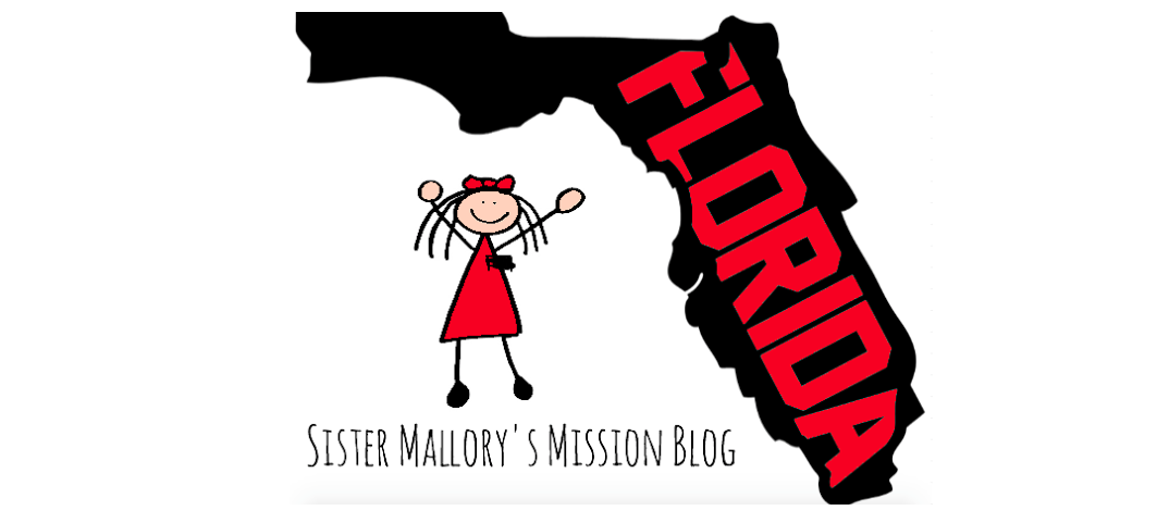 Sister Sackley's Mission Blog