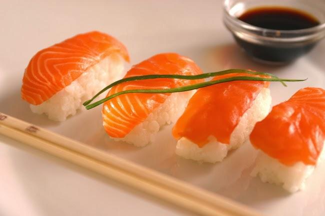 Recetas Sushi Nigiri