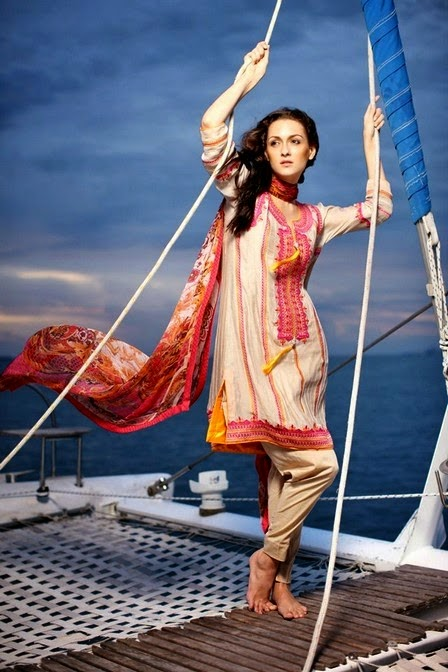 Firdous Eid Collection 2014 2015