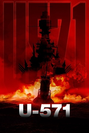 U-571 (2000) Full Movie Dual Audio [Hindi+English] Complete Download 480p [350MB]