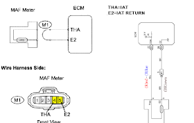 IAT Sensor Performance Chip Installation Procedure: 2000-2012 Toyota Tacoma Iat  sensor/maf sensor location & pinout wiring diagram | Iat Sensor Wiring Diagram Schematic |  | IAT Sensor Performance Chip Installation Procedure