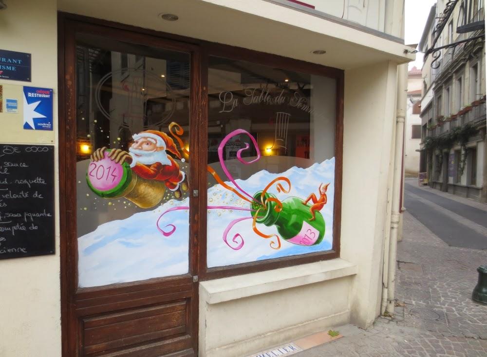 Richard lherbette artiste peintre en d cor depuis 2006 - Restaurant la table du sommelier albi ...
