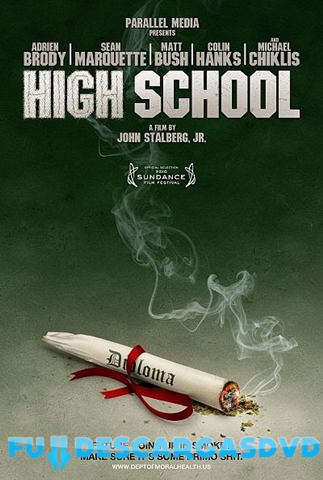 High School DVDR NTSC Full Español Latino Comedia Descargar 2010
