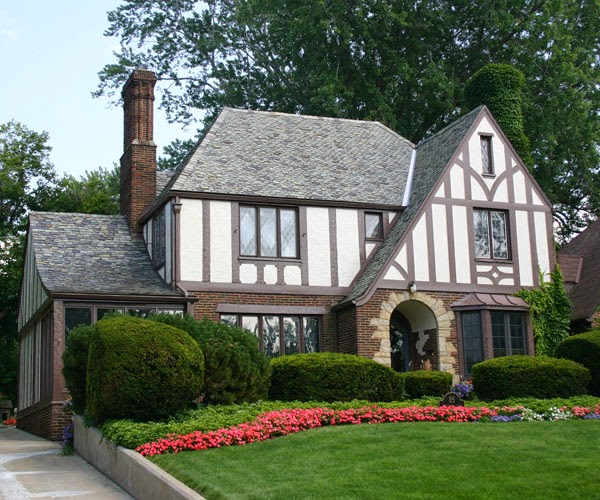 Knock knock an architect 39 s blog for homeowners who care for Tudor colonial style home