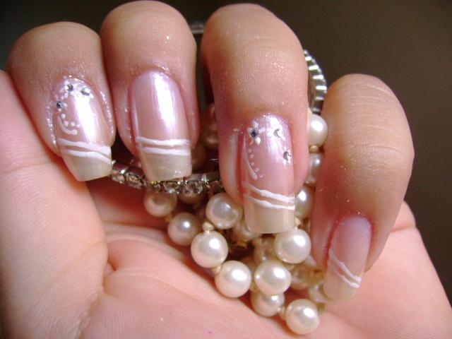 Cool nail designs : Dame helen mirren cool nail art
