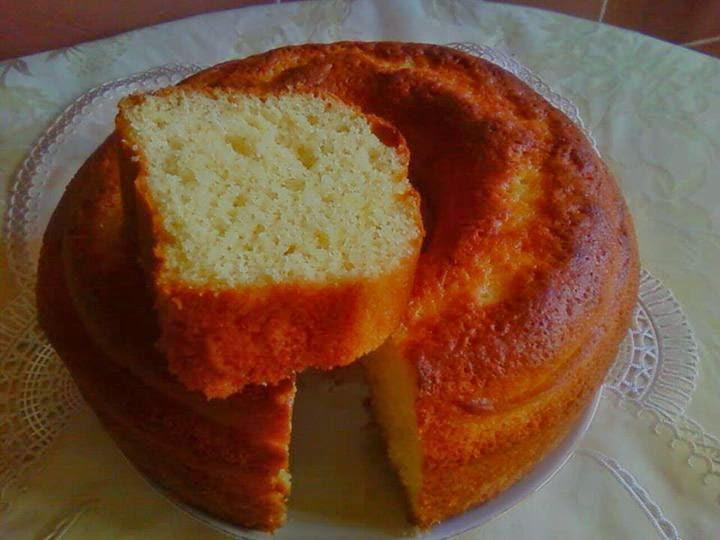 Recette du Cake au citron