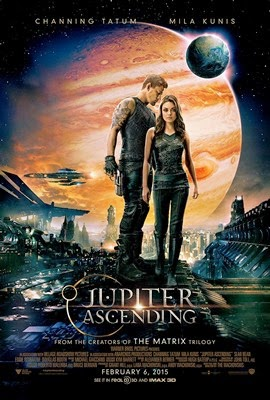 """'Jupiter Ascending' Theatrical Poster"" by Source. Licensed under Fair use via Wikipedia - http://en.wikipedia.org/wiki/File:%27Jupiter_Ascending%27_Theatrical_Poster.jpg#mediaviewer/File:%27Jupiter_Ascending%27_Theatrical_Poster.jpg"