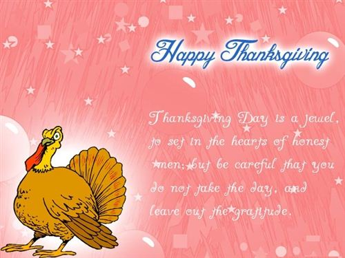 Unique Thanksgiving Pictures And Quotes