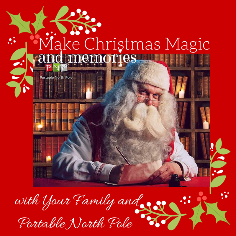 Make christmas magic and memories with your family and portable make christmas magic and memories with your family and portable north pole m4hsunfo