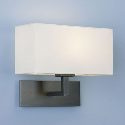 The AX0424 Park Lane - Bronze Wall mounted Light fitting