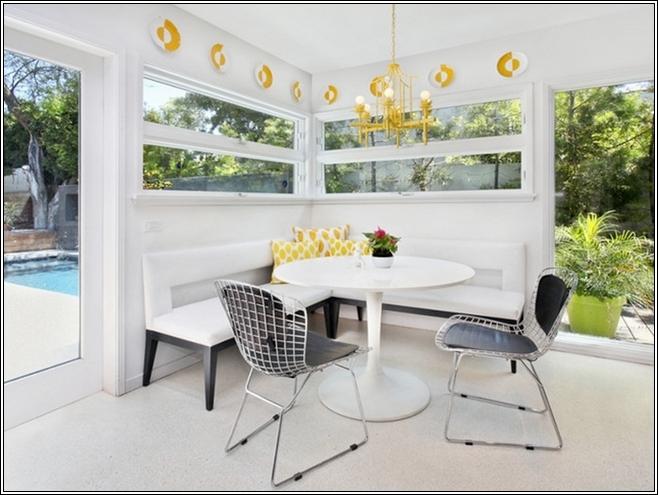 ajouter un coin petit d jeuner votre maison d cor de maison d coration chambre. Black Bedroom Furniture Sets. Home Design Ideas