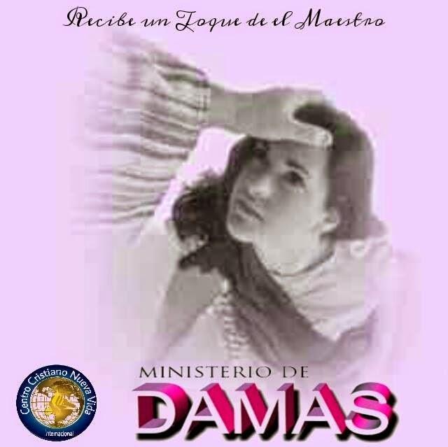 MINISTERIO DE DAMAS